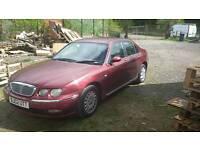 Rover 75 2ltr diesel cdt 2002
