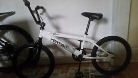 "Vertigo Freestyle 20"" BMX Bike, White"