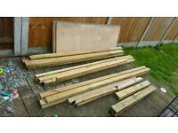Selection of Wood (Timber)