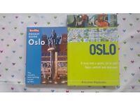 2 x Oslo Guide Books