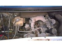 Transit 2.5 Diesel engine