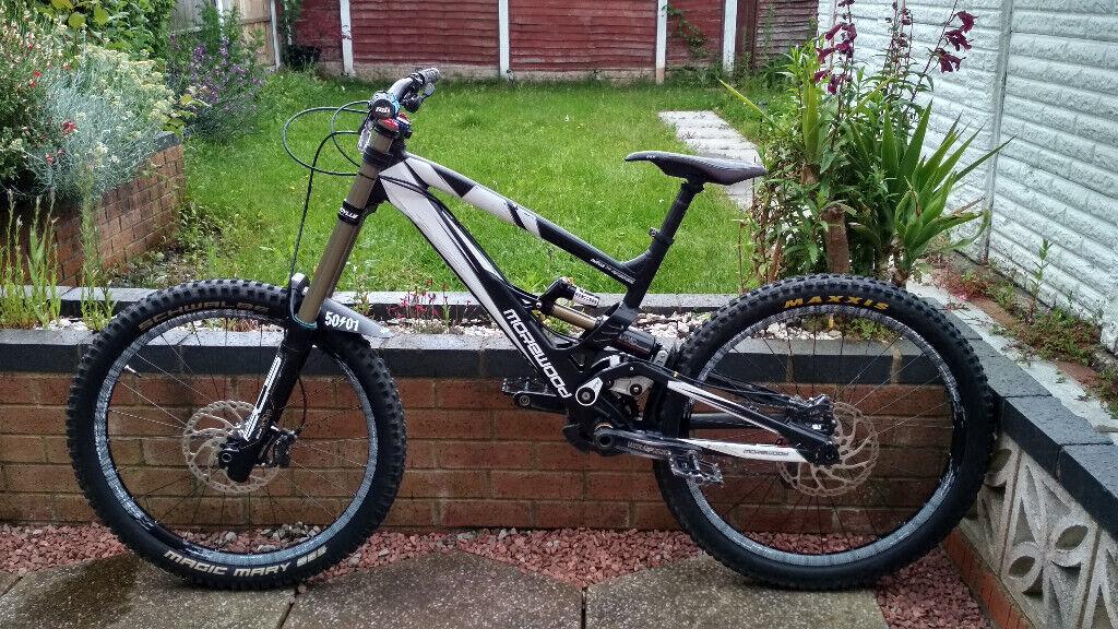 Morewood Makulu Downhill Freeride DH FR mountain bike full suspension | in  Birkenhead, Merseyside | Gumtree