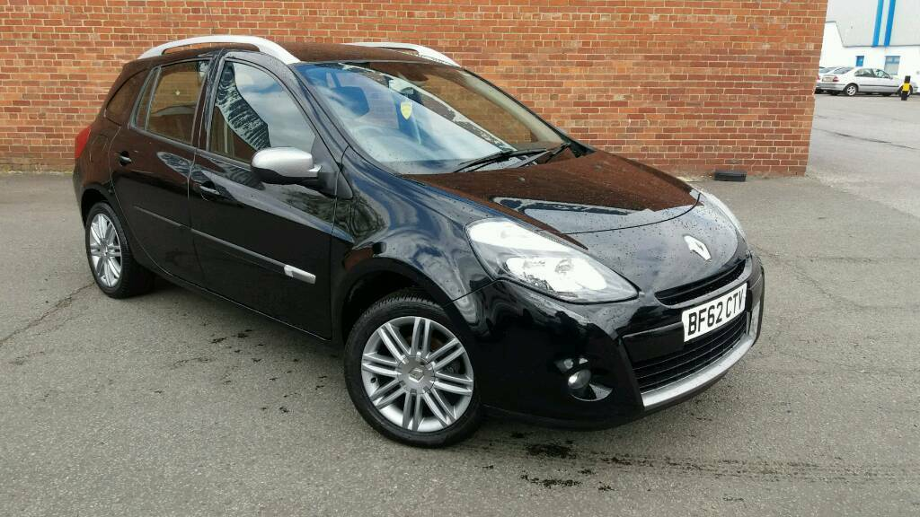 renault clio 1 2 dynamique estate 2012 in eccles manchester gumtree. Black Bedroom Furniture Sets. Home Design Ideas