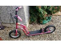 Iscoot BMX scooter
