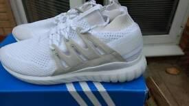 Adidas tubular nova prime knit men's trainers