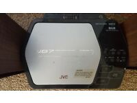 Jvc micro dab stereo with speakers