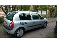 Clio semi auto/automatic
