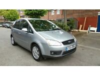 FORD FOCUS C MAX 1.8 LOW MILEAGE MINT CONDITION