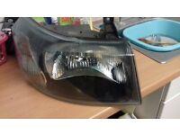 Ford Transit Front Drivers Headlight Mk6