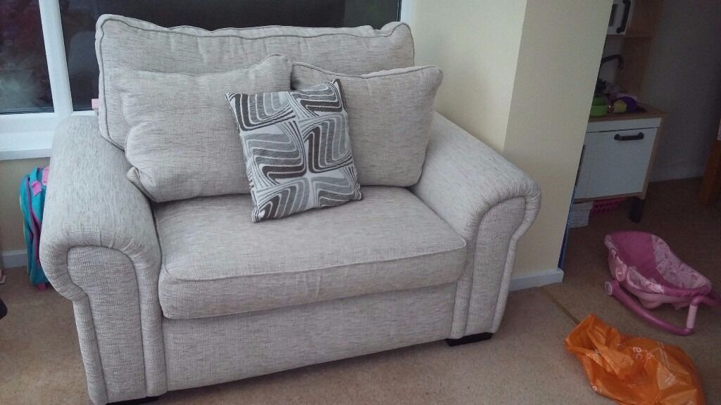 2 Scs Snuggle Chairs Alstons Burbank Range In Immaculate Condition