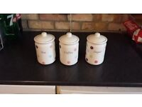 Set of Storage Jars