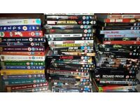Dvds for sale. Box sets, fims and documentrys