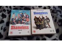 Shameless Series One & Series Five.