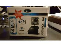 2 Megapixel Webcam with Nightvision