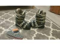 Womens Head Ski Boots