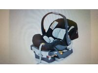 Chico KeyFit car seat and base