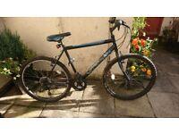 Tracker Mens Mountain Bike