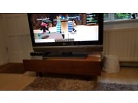 Wooden tv table- small coffee table