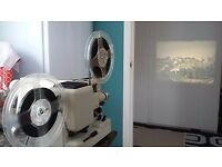 EUMIG WEIN P8 AUTOMATIC STANDARD 8mm SILENT CINE FILM PROJECTOR
