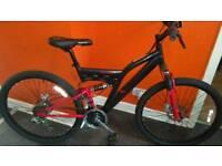 Muddy Fox Vortex mountain bike