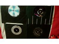 Records elvis queen michael jackson
