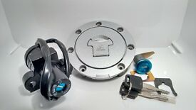Honda VFR 400 NC30 Fuel Cap-Ignition-Lock Set