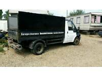 Ford transit tipper 54 plate work horse £1400 ono