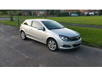 2009 (09) Vauxhall Astra 1.6 SXi Manual, ONLY 38k miles, Immaculate inside and out, 1 year mot