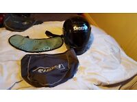 Shoei Raid helmet - size medium