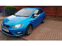 2013(63) Seat Ibiza Fr Tsi 1.2 petrol 105BHP, New 12 months MOT, FSH , 3950