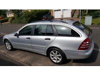 Mercedes c22o cdi automatic estate 2007. Full documented SH