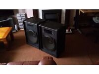 Eminence 350 watt speakers