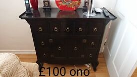 Japanese Style CD storage/chest of drawers