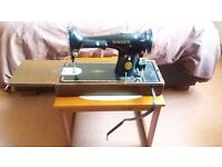 Antique Sewing Machine EB056796 made 1937