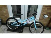 Girls bike would suit 10 years old