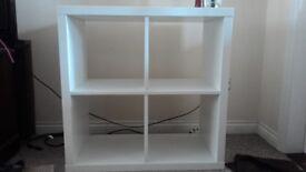 IKEA Bookshelf and Study Table