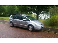 2008 Ford Smax 1.8 tdci 6 speed 7 seater Hpi clear