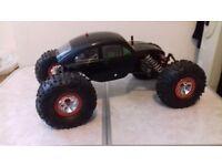 Rc car rock crawler RC4WD bully