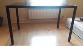 Nearly new dining table with chair for sale. Only selling due to move. Also check my other items.
