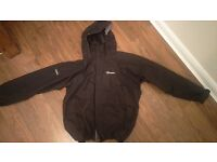 Black Berghaus jacket