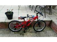Dawes boys bike