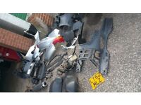 2002 Suzuki Burgman 650 - For Spares, Parts, Repair or Restoration