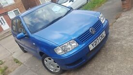 Cheap VW 1.4 Polo. Quick sale required