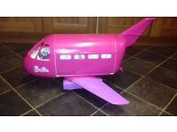 Barbie Vintage Jet Plane 1999.