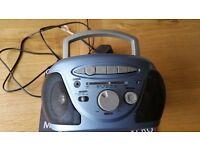 ALBA Radio Cassette player