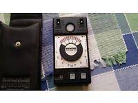 Vintage Camera Flash and Lighting