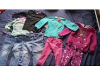 Baby Girl Clothes - Size 1-2 year