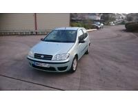 FIAT PUNTO 1.3 Multijet Active 3dr - Cheap to insure and tax (green) 2003