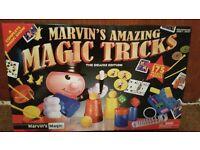 Marvins Amazing Magic Tricks! BRAND NEW & SEALED!