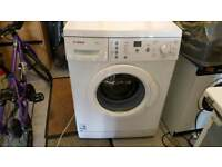 Bosh exxcel 1200 spin washing machine - free local delivery